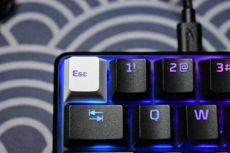 Hyperx Alloy Origins 60 Analisis Experiencia Uso Mexico Cambiar Teclas Keycaps