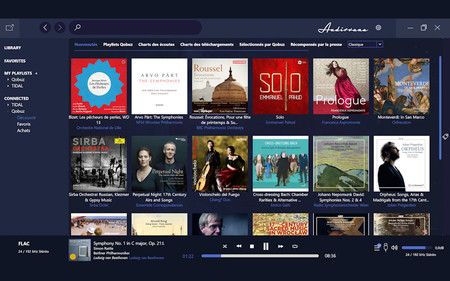 Audirvana Plus, el software de reproducción musical para Mac,  llegará a Windows 10 este verano