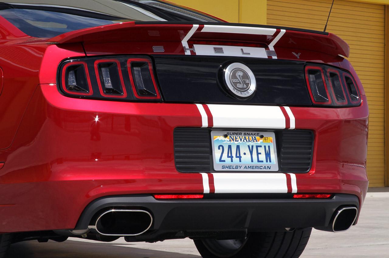 Foto de 2013 Shelby GT500 Super-Snake (4/9)