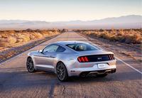 ¿Habrá un Ford Mustang 2015 con eje trasero rígido?
