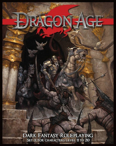 Dragon Age Rpg Boxed Set 3 Green Ronin Publishing 9781934547489 2ee