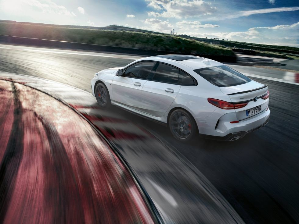 Foto de BMW Serie 2 Gran Coupé M Performance (9/12)