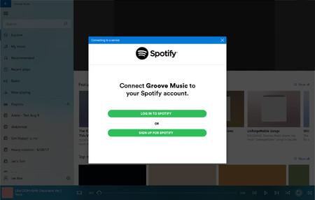 Iniciar Sesion Spotify