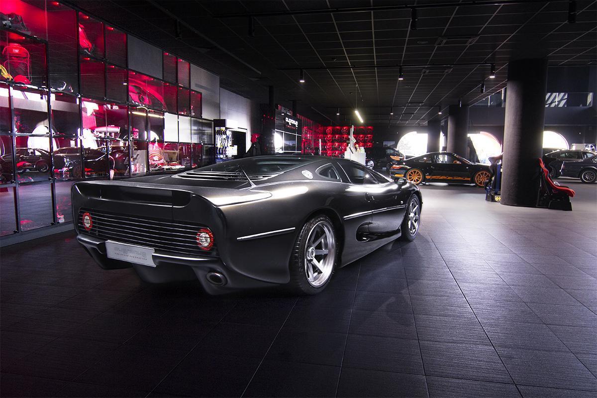 Foto de Jaguar XJ220 por Overdrive AD (3/21)