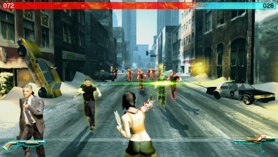 Infected: festival gore en tu PSP