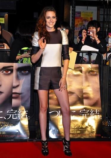 Puedes saludar tranquila Kristen, que Liberty Ross seguro que tiene mucho que agradecerte...