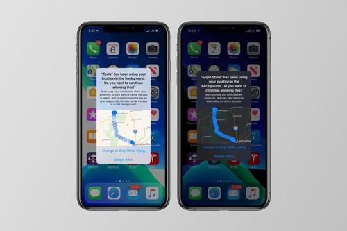 Así funcionará la privacidad en los permisos de localización en iOS 13