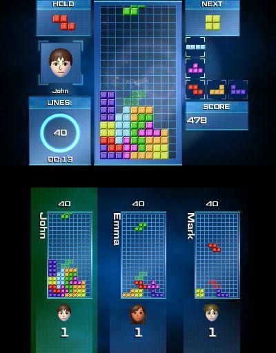 Foto de Imágenes Tetris Ultimate (3DS) (6/8)