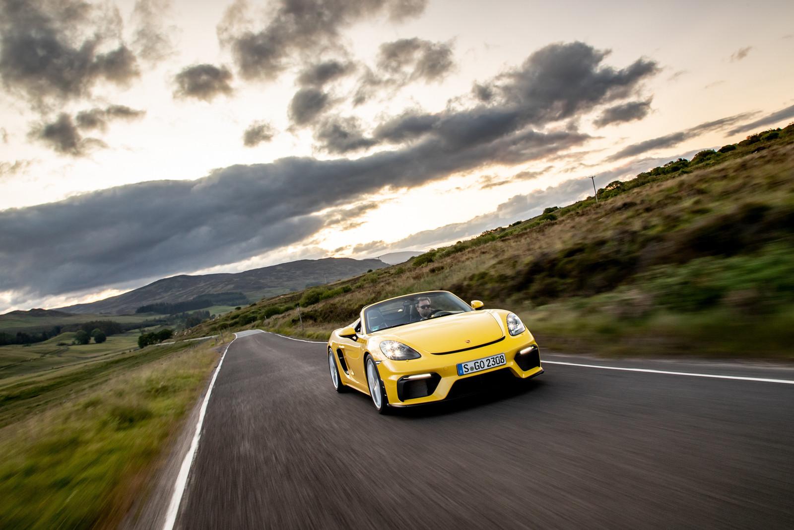 Foto de Porsche 718 Spyder (prueba contacto) (223/296)