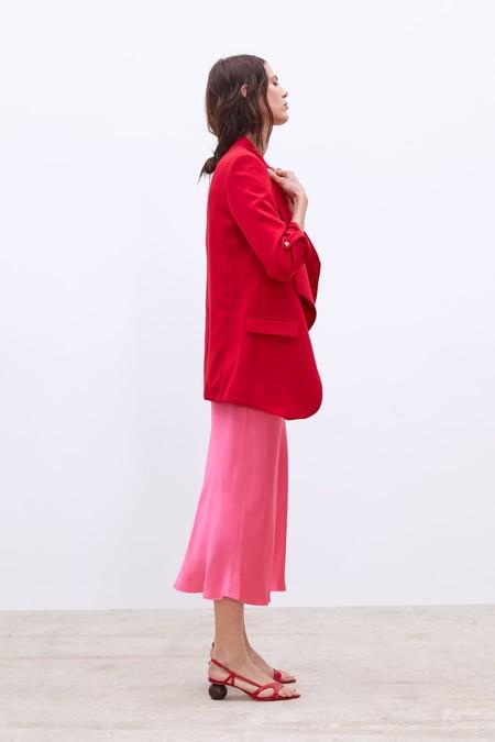 Zapatos Rojos Zara