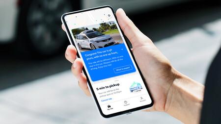 Coche Autonomo Taxi Autonomo Waymo Google