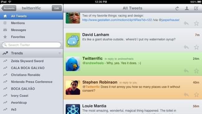 Clientes twitter para Windows Linux OS X-1