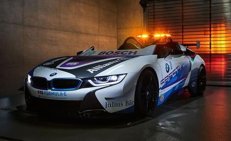 BMW i8 Roadster, saluda al nuevo Safety Car de la Fórmula E