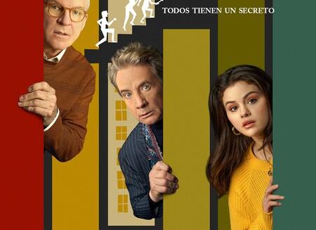 'Solo asesinatos en el edificio': una estimulante comedia de suspense en Disney+ que se apoya en la química de su estelar trío protagonista