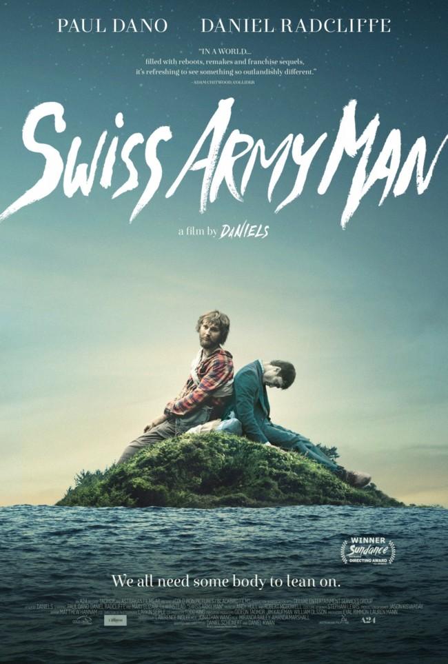 Cartel de Swiss Army Man