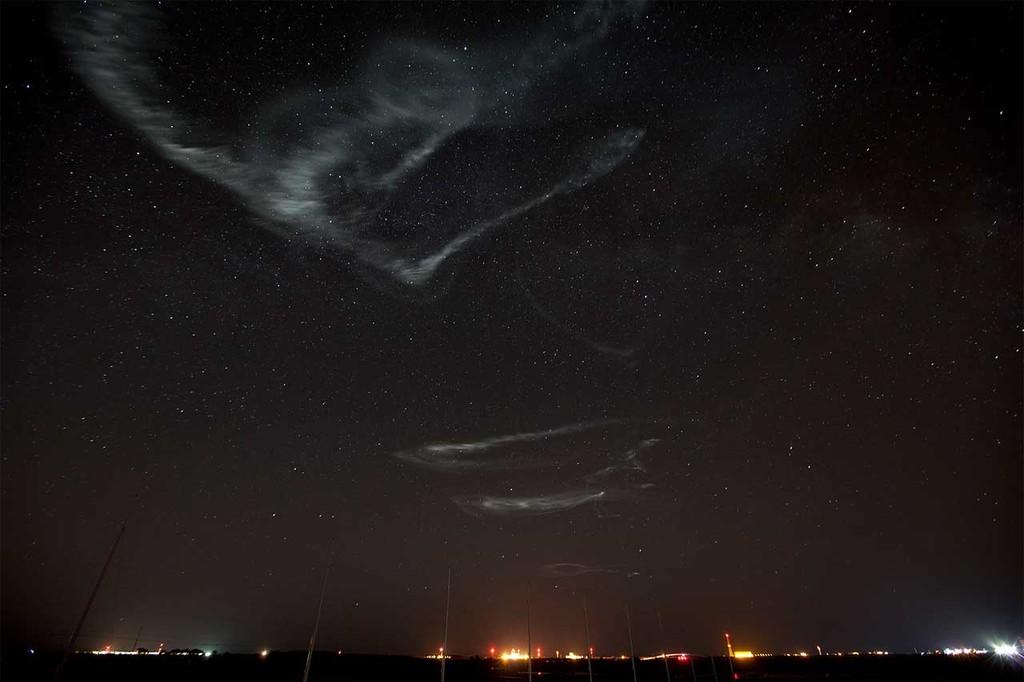 Nubes artificiales