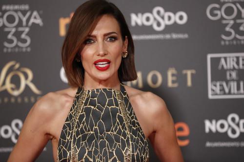 Premios Goya 2019: con Nieves Álvarez el glamour está servido