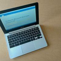 Microsoft Word y Excel ya disponibles para todos los Chromebook