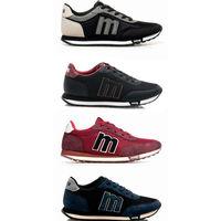Las zapatillas  deportivas Funner de Mustang están rebajas a 23,95 euros con envío gratis en eBay
