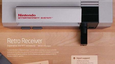 Crean un adaptador para controles inalámbricos que funciona en el NES