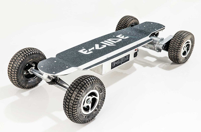 E Glide Gt Powerboard All Terrain Electric Skateboard 2