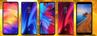 Redmi K20 y K20 Pro, así encajan dentro del catálogo completo de móviles Redmi by Xiaomi