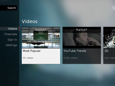 YouTube dice adiós a los smart TV anteriores a 2012 no compatibles con HTML5