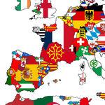 La Europa de las mil y una banderas: el continente si todos los independentismos triunfaran