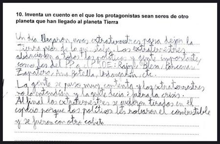 Examen lengua Iker