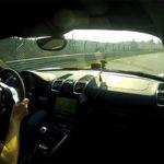 ¿Tienes tiempo para ver el Porsche Cayman GT4 hacer 7:42 en Nürburgring Nordschleife?