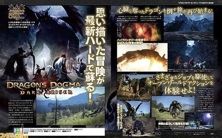 Dragons Dogma Dark Arisen Scan