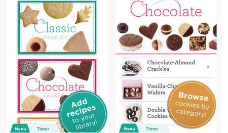 App Martha Stewart cookies