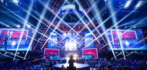 Así se viven los eSports en el enorme Intel Extreme Masters de Katowice