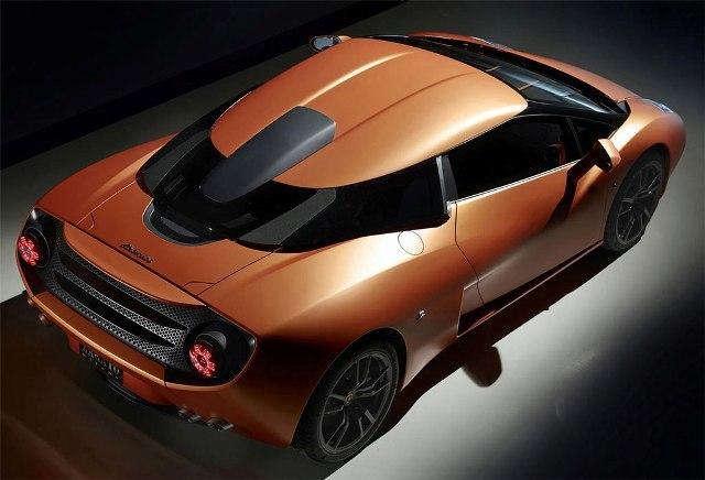 Foto de Lamborghini Zagato 5-95 (3/4)