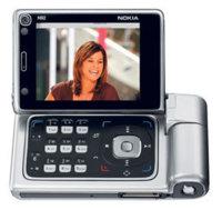 Se acerca el Nokia N92 TV