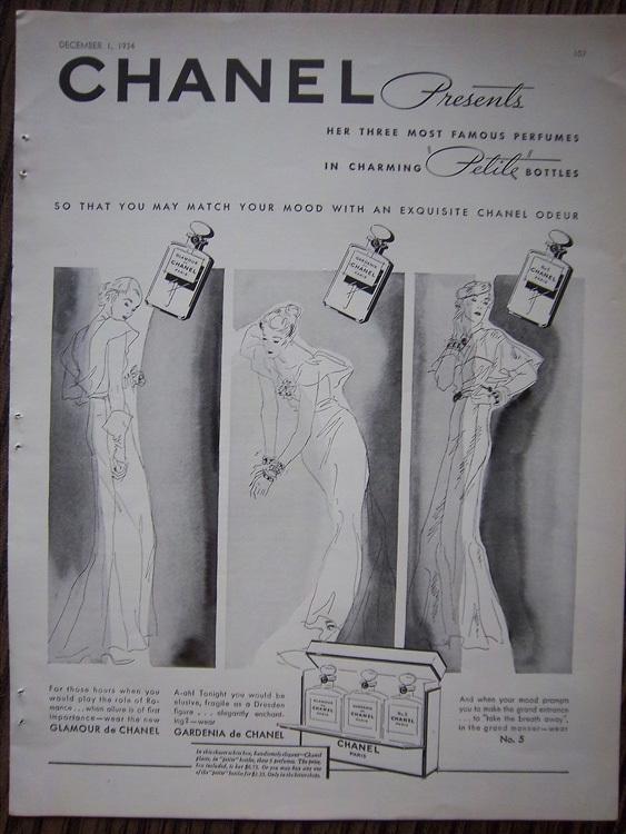Foto de Chanel No. 5 - publicidad del 30 al 60 (1/61)