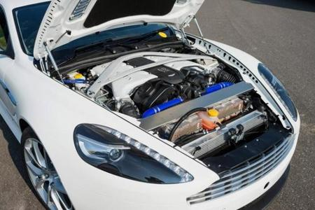 Aston Martin DB9 Bosch