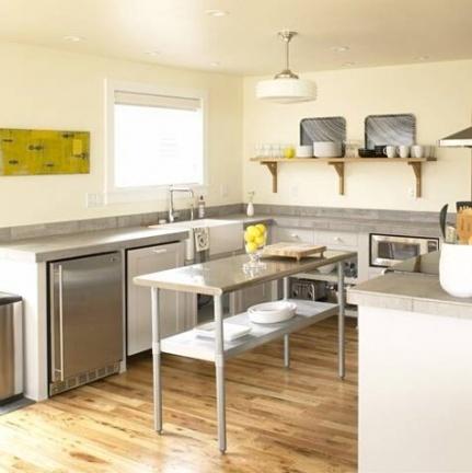 Distribuir tu cocina para sacarle el máximo partido (III)
