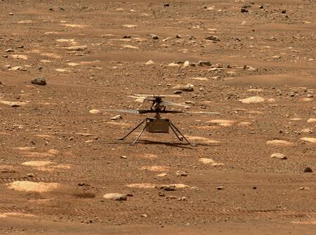 Ingenuity tendrá que esperar para volar en Marte: la NASA modificará y reinstalará el software del helicóptero