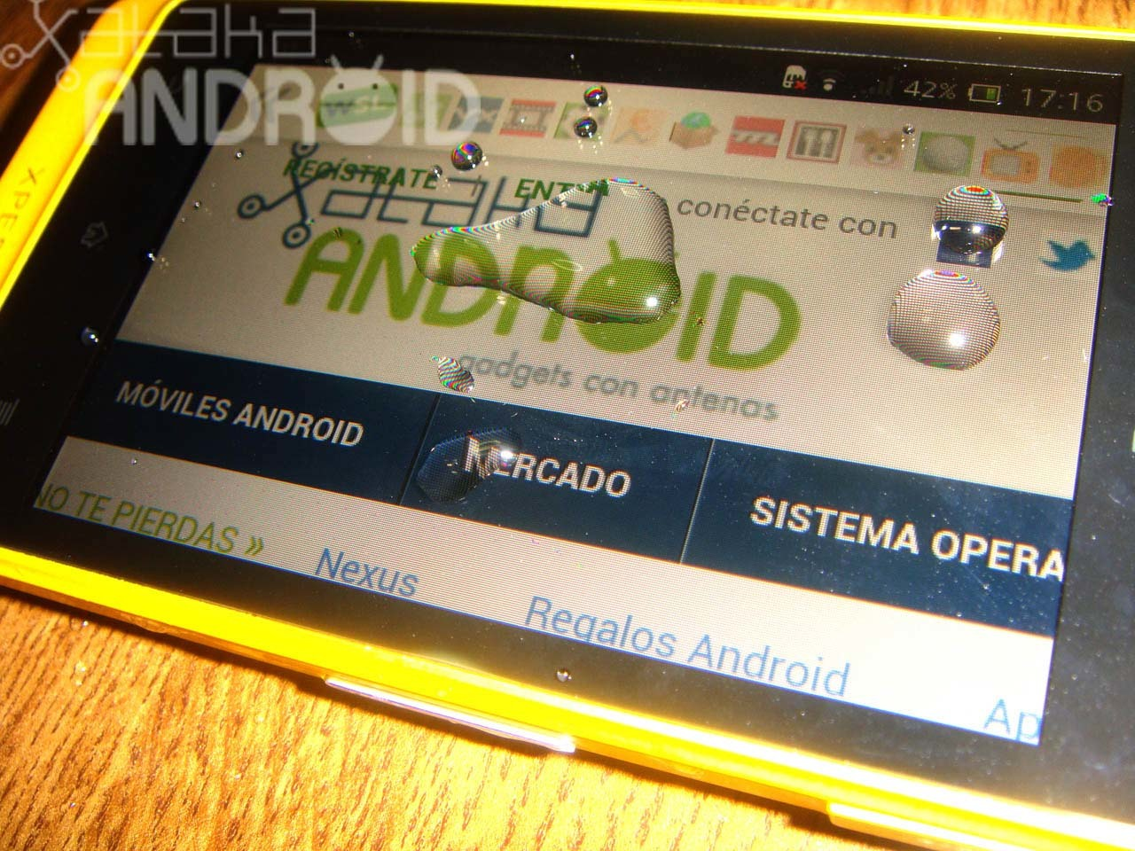 Foto de Análisis del Sony Xperia go (11/36)