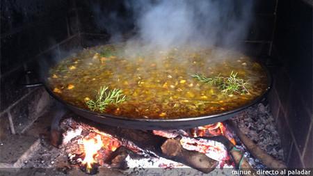 Paseo gastronómico por la red: hoy comemos paella