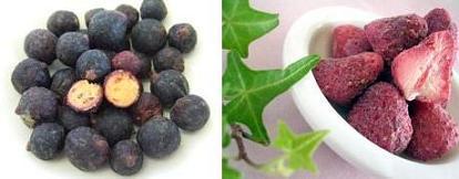 Frutas rellenas de chocolate, una nueva exquisitez