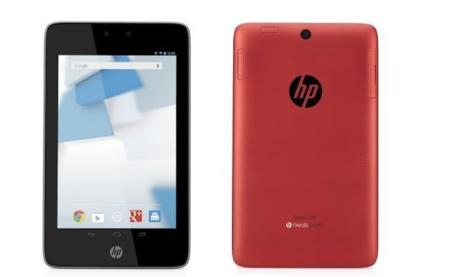 HP Slate 7 HD, toda la información sobre el tablet Android de HP
