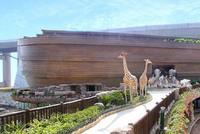 El Arca de Noé del siglo XXI en Hong Kong