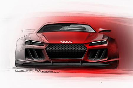 Se confirma el Audi Quattro Concept para Frankfurt