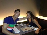 ¿Sabes quién soy? Cristiano Ronaldo, con ojitos solo para Irina Shayk