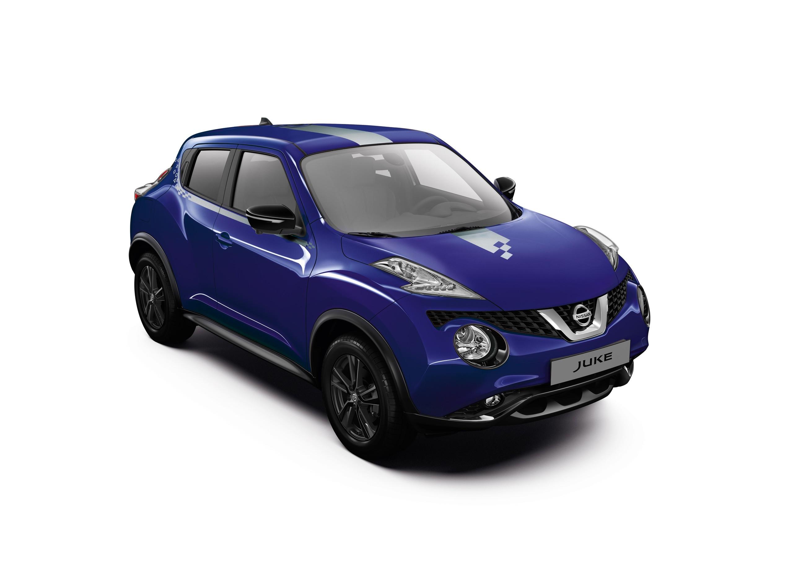 Foto de Nissan Juke GT Sport Playstation (1/6)
