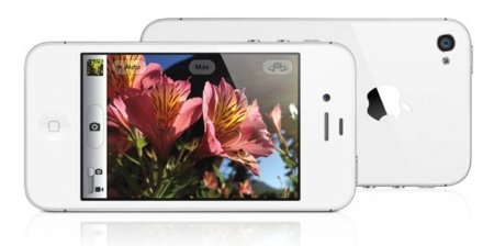 iPhone 4S blanco