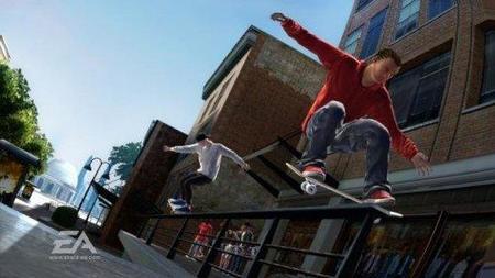 'Skate 3', nuevo tráiler con zombies, caídas de infarto y otras locuras made in Jackass