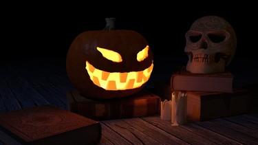 11 imprimibles gratis para decorar en Halloween